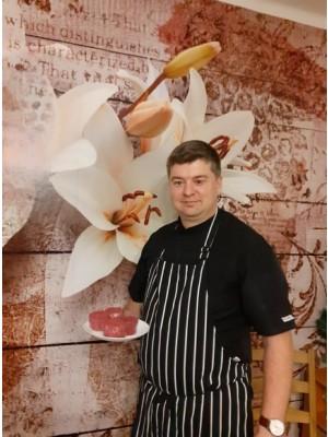 Melis Róbert Chef