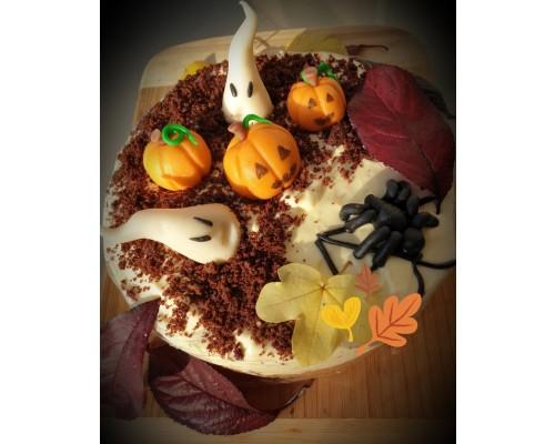 Halloween-i torta party